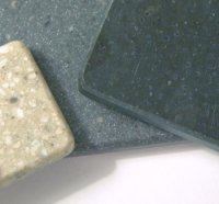 solid surface countertop samples